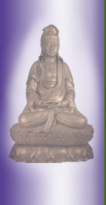 Kuan Yin, goddess of compassion